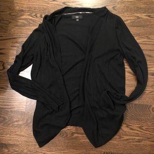 Black Mossimo Cardigan XL